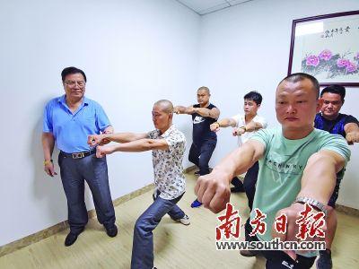 刘凤山派武术第五代传人郑加增:古稀不辍传武术
