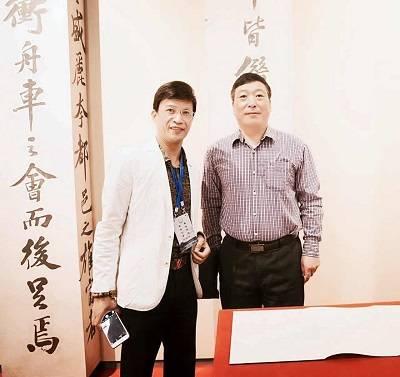 中国人物界新闻网艺术顾问——曹贤光
