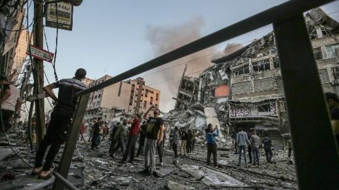 巴以紧张局势加剧:双方冲突不断 安理会紧急磋商