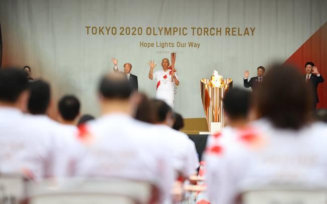 菅义伟:奥运会期间违反行动限制者将被驱逐出境