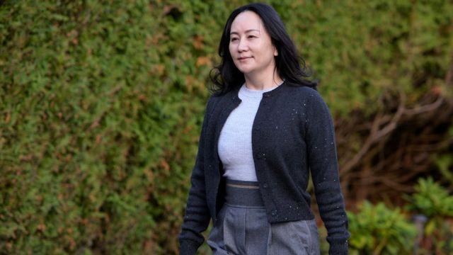 孟晚舟案庭审听证进入关键阶段,华为加拿大发声明回应