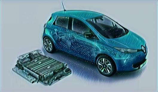 学生解决行业发展痛点 让电动汽车边行驶边充电