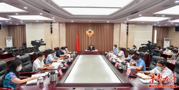 李微微出席省政协远程连线座谈会 为加快人才强省建设持续献计出力