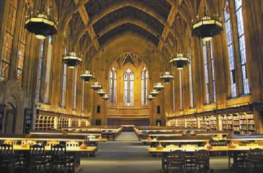 哈利波特图书馆取景地