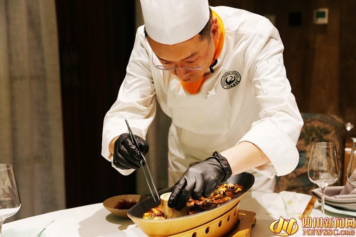 【青年必有为 我来露一手】34岁金牌大厨:将川菜端上世界餐桌