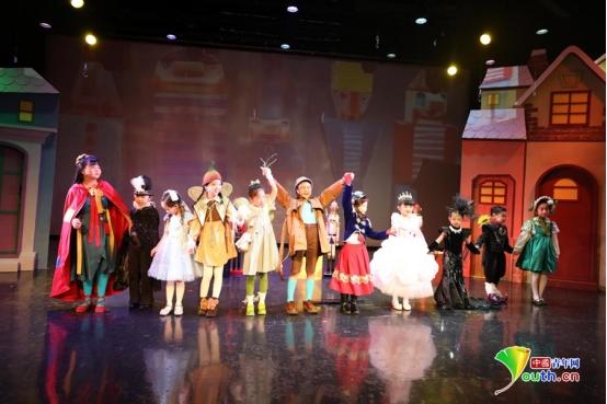 儿童剧《奇幻小镇之消失的记忆》在京上演