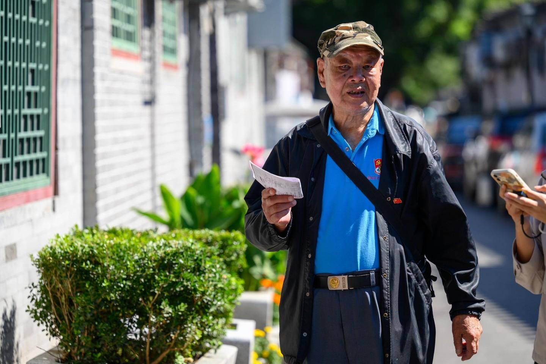 地名保护者郑毅: 老地名背后的故事连起来,就成了北京的历史