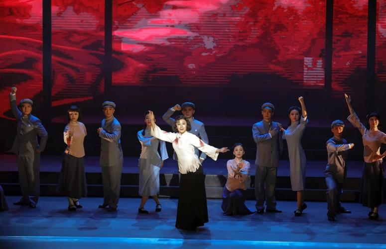 第九届中国(安庆) 黄梅戏艺术节开幕