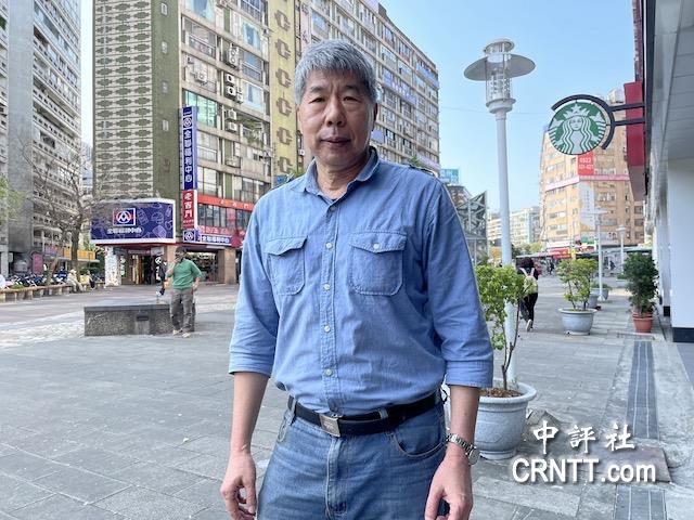 张亚中:理念没输 继续推动两岸和合