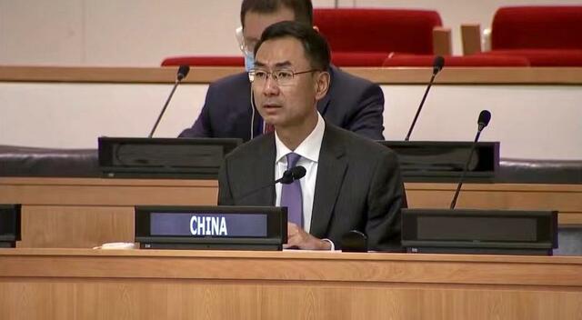 中国常驻联合国副代表敦促也门各方停火止暴